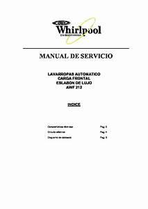 Lavarropas Secadoras  U2013 P U00e1gina 22  U2013 Diagramasde Com