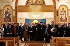 Prince Hassan of Jordan visits UK Coptic Church ...