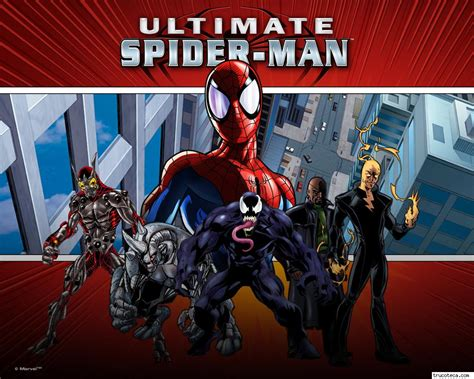 Ultimate Spiderman (juego)  Marvel Wiki Wikia