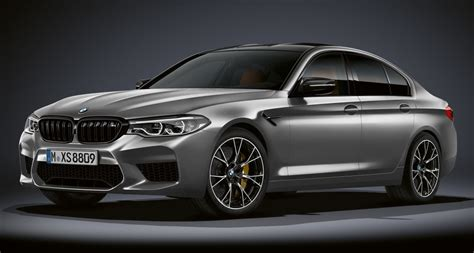 2019 Bmw M5 Competition Revealed With 617hp