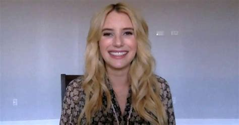 Emma Roberts excited to meet her baby boy, talks holiday ...