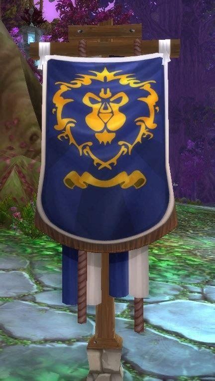 Alliance Banner - Item - World of Warcraft