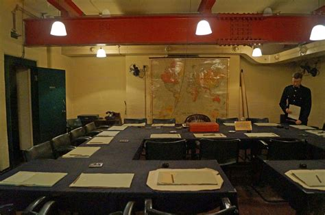 Cabinet War Rooms cabinet war rooms and the churchill museum greater
