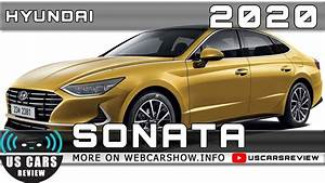 2020 HYUNDAI SONATA Review Release Date Specs Prices - YouTube