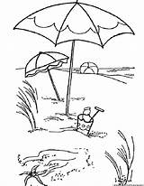Summer Weather 123coloringpages sketch template