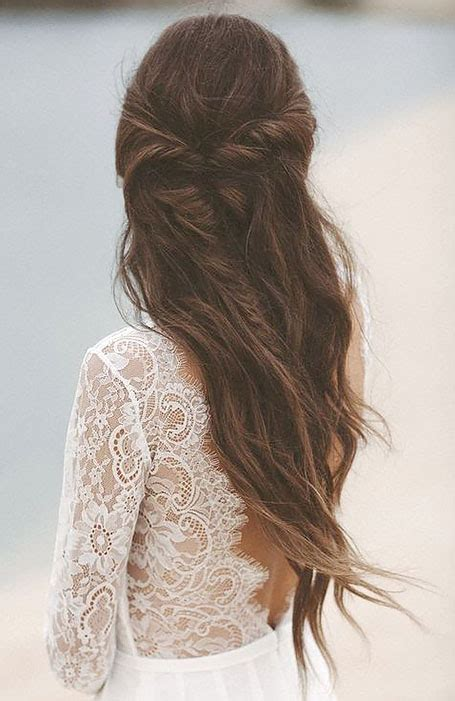 chic bridal hairstyles   special day  trend