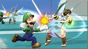 Luigi Joins Super Smash Bros On Wii U And 3DS Siliconera