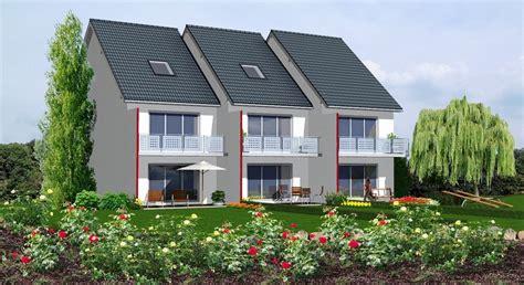 Architektenhäuser Am Hang by Reihenhaus Oder Einfamilienhaus Einfamilien Doppel Oder