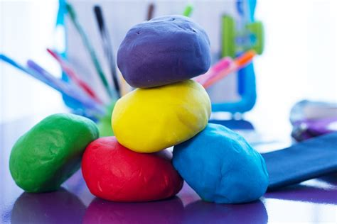 how to make modeling clay