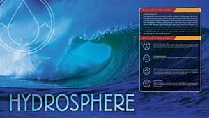 Eco-Spheres Poster Series - Hydrosphere