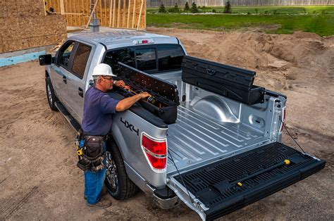 Small Truck Bed Tool Box by Truck Tool Box Truck Locking Side Mount Tool Box
