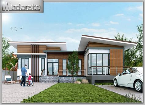 หน้าหลัก  แบบบ้านโมเดิร์น แปลนบ้าน แบบก่อสร้างสไตล์โมเดิร์น