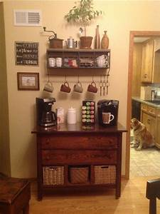74 best diy coffee station ideas images on pinterest With home coffee bar design ideas