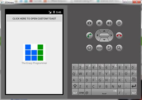 android customization android custom toast exle the programmer