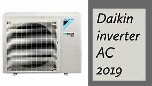 Daikin Inverter Ac  2019
