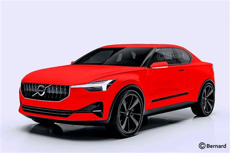 Bernard Car Design 2019 Volvo C40