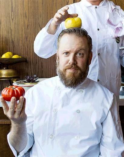 Italian Chef Andrew Piccinin Parcheggio Restaurant Pasta