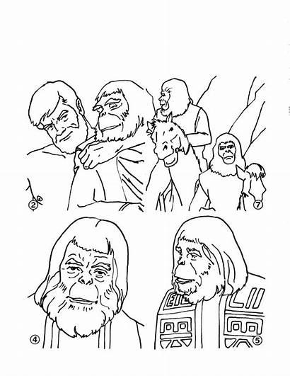 Apes Planet Cut Cbt