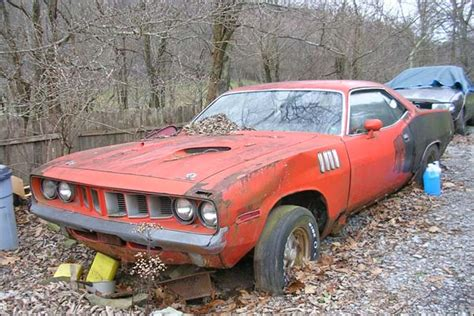 Cuda On Pinterest  Plymouth Barracuda, Plymouth And