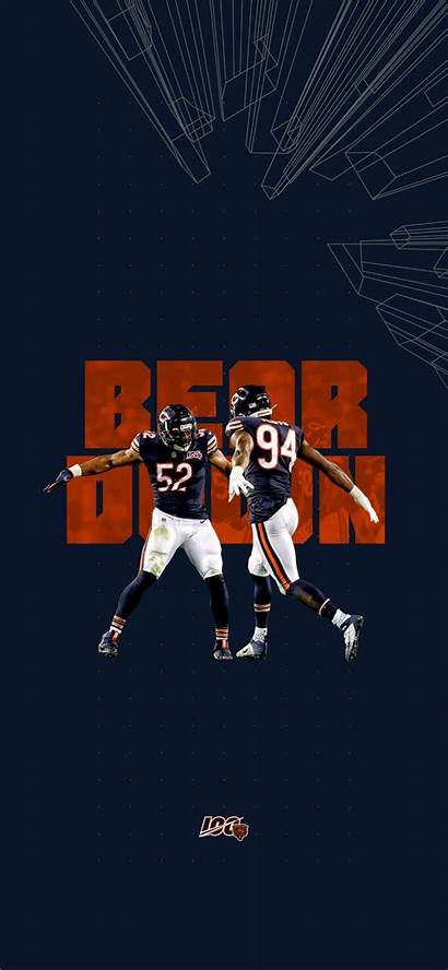 Bears Chicago Iphone Wallpapers Nfl Official Website