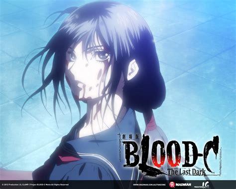 blood    dark  madman entertainment