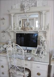 Was Ist Shabby Chic : 96 best images about shabby chic home office on pinterest romantic shabby chic desk and kelly ~ Orissabook.com Haus und Dekorationen