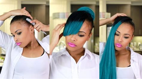 hair style for boy faux bangs protective style from start to finish 7245