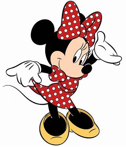 Minnie Mouse Clip Disney Clipart Mickey Polka