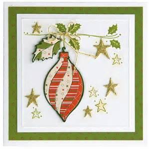 leane creatif lea bilities die paper patch christmas ornament