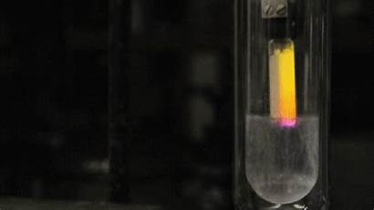 Nitrogen Fluorescent Liquid Science Giphy Chemistry Gifs