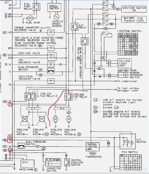 2005 nissan x trail wiring diagram dogboi info