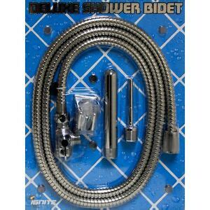 Shower Bidet System by Stainless Steel Shower Bidet Cleansing System