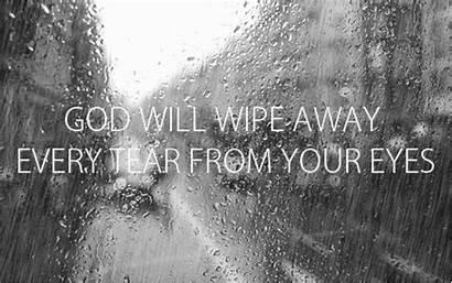 Tears Bible Verses Revelation God Away Why