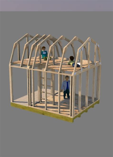 small barn plans  barn shed plans playhouse plans