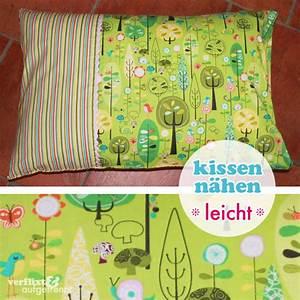 Kissen Mit Namen Nähen : kissen n hen leicht gemacht verflixt und aufgetrennt ~ Sanjose-hotels-ca.com Haus und Dekorationen