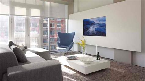 kitchen television ideas 15 ideas for tv built in media wall in modern living rooms
