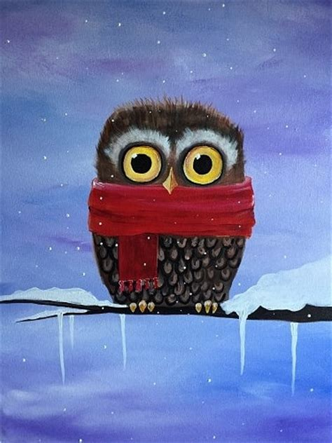 paint nite shoot  cold