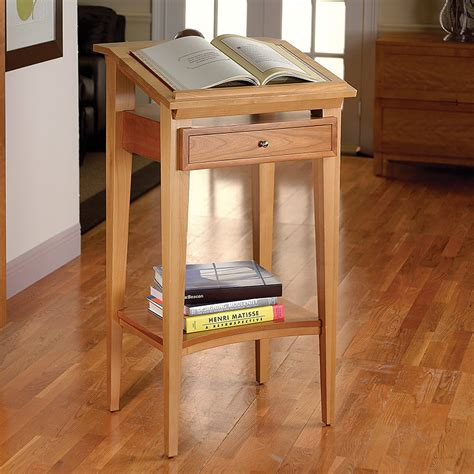 Levenger Wooden Desk by Franklin Library Book Stand Book Holder Library Stand