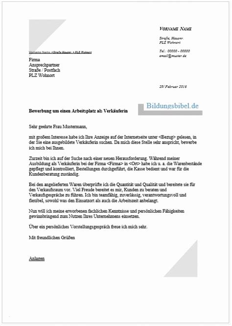 Vorlage Bewerbung by 15 Vorlage Bewerbung B 252 Rokauffrau Emovoid