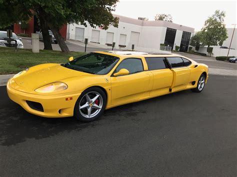 Welcome to the official account of ferrari, italian excellence that makes the world dream. Niemand wil de hoofdprijs betalen voor een Ferrari-limo - Autoblog.nl