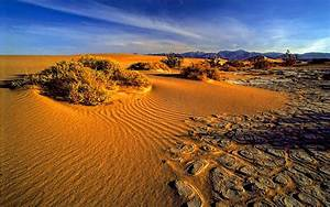 Death, Valley, Desert, Area, With, Red, Sand, National, Park, California, Usa, Hd, Wallpaper, For, Desktop, To