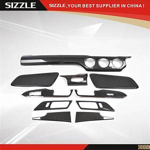 Aliexpress.com : Buy Carbon Fiber Interior Trim Accessories For Ford Mustang 2015+ Left Hand ...