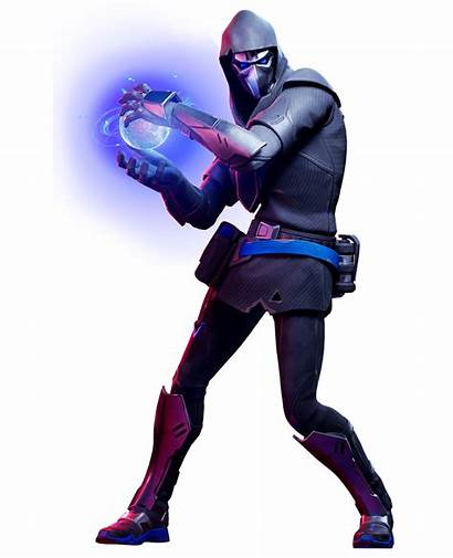 Fusion Fortnite Skin Vex Level Outfit Transparent