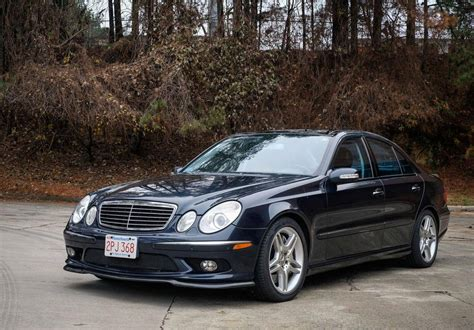 2006 Mercedes-benz E55 Amg For Sale #2058488