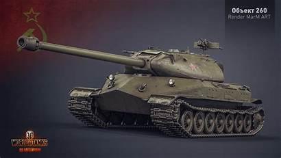 Obj Tanks 260 Tank Wargaming Games Render