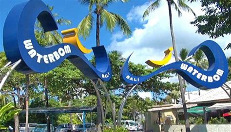 waterbom bali discovery hotels resorts