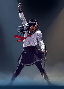 「暁よ!一人前のフレディとして扱ってよね!」 | Freddie Mercury Rage Pose | Know ...