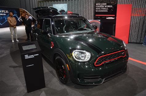 2021 MINI Cooper JCW GP Is the Last Stand in Los Angeles ...