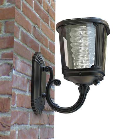 outdoor led battery powered wireless solar garden light