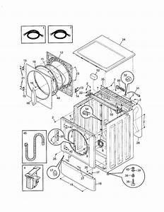 Washer Motor Wiring